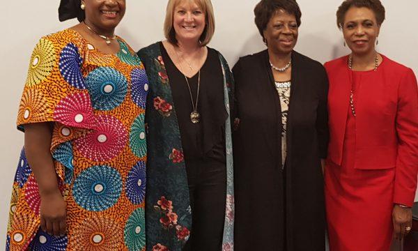 Main speakers at Missional Women's Retreat